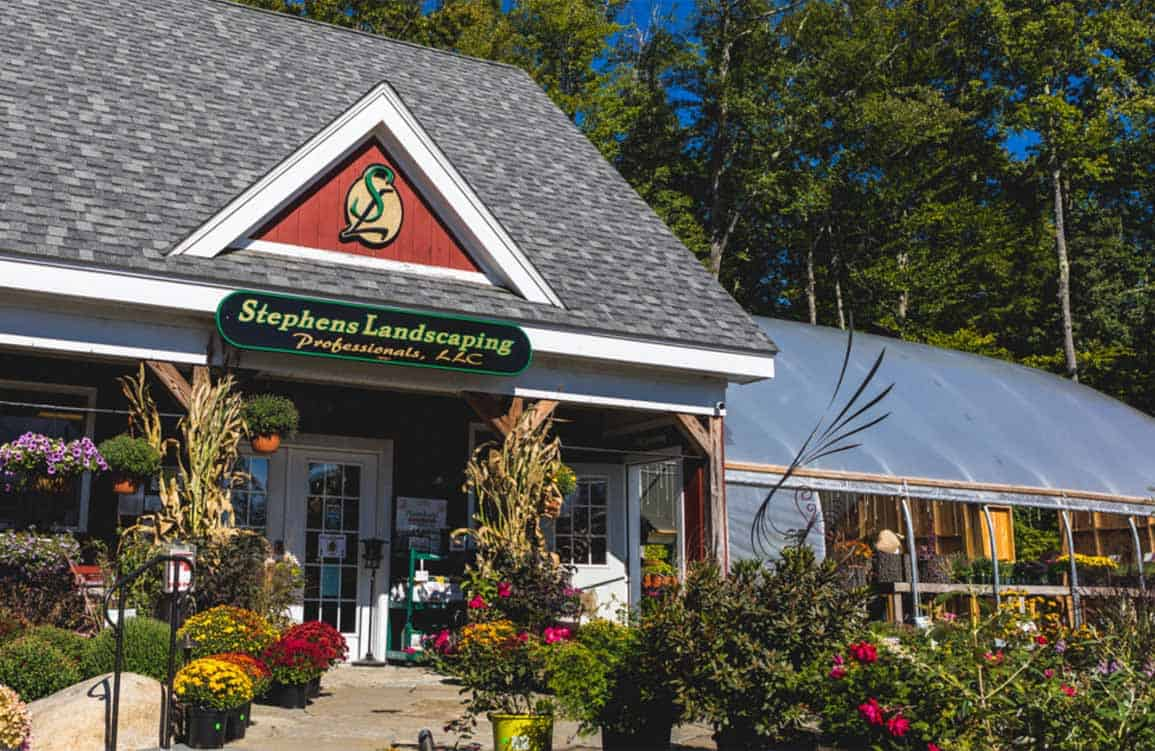 Stephens Landscaping Professionals Garden Center in Moultonborough, NH
