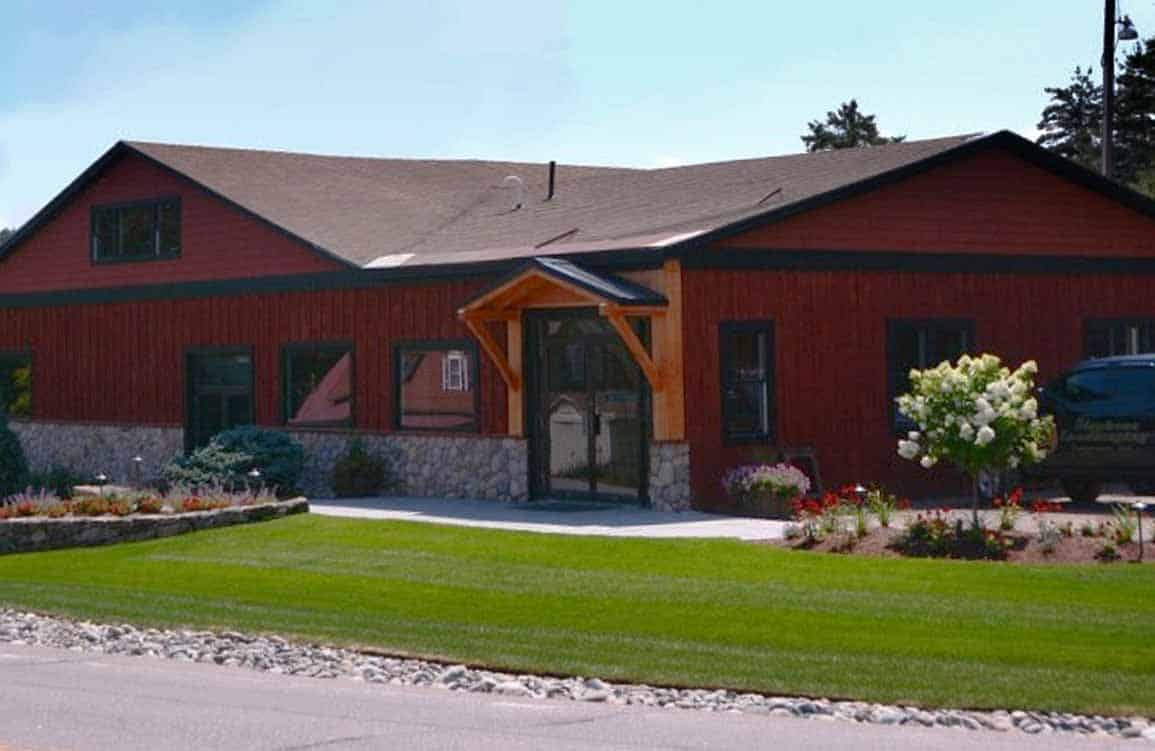 Stephens Landscaping Professionals Headquarters in Moultonborough, NH